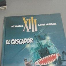 Cómics: X XIII Nº 10 EL CASCADOR, DE VANCE Y VAN HAMME (GRIJALBO). Lote 234367010