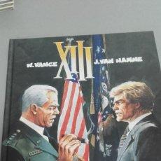 Cómics: X XIII Nº 12 EL JUICIO, DE VANCE Y VAN HAMME (GRIJALBO). Lote 234367450