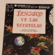 Cómics: GRAN VISIR IZNOGOUD - IZNOGUD VE LAS ESTRELLAS - GRIJALBO 1992. Lote 234382095