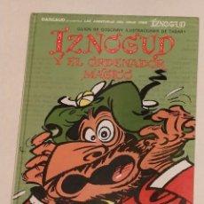 Cómics: GRAN VISIR IZNOGOUD - IZNOGUD Y EL ORDENADOR MAGICO - GRIJALBO 1992. Lote 234382715