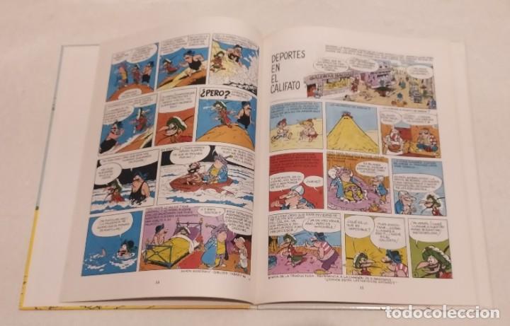 Cómics: GRAN VISIR IZNOGOUD - LAS VACACIONES DEL CALIFA - GRIJALBO 1991 - Foto 2 - 234383480