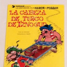 Cómics: GRAN VISIR IZNOGOUD - LA CABEZA DE TURCO DE IZNOGUD - GRIJALBO 1979. Lote 234385590