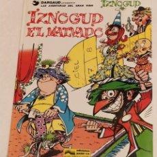 Cómics: GRAN VISIR IZNOGOUD - 5. IZNOGUD EL MALVADO - GRIJALBO 1979. Lote 234386780