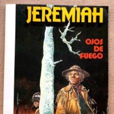 Cómics: JEREMIAH Nº 4 / OJOS DE FUEGO / HERMANN / RÚSTICA /. Lote 234509760
