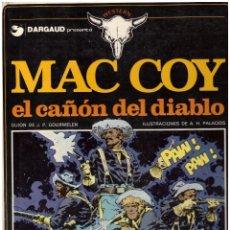 Cómics: COMIC MAC COY, Nº 9: EL CAÑON DEL DIABLO - GRIJALBO DARGAUD. Lote 234576105