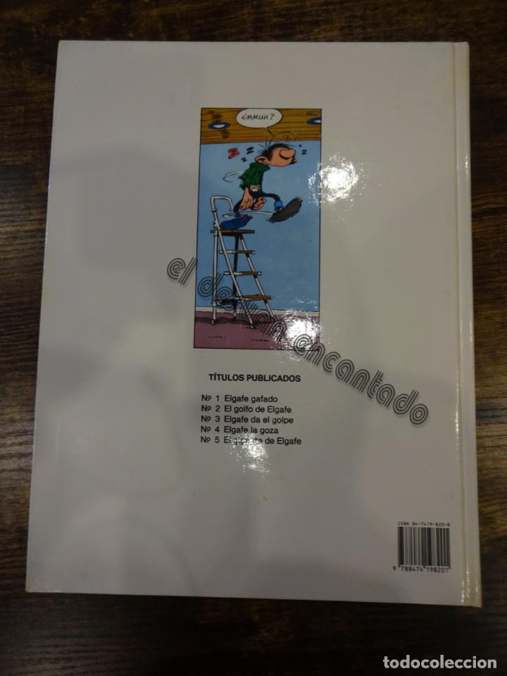 Cómics: LAS AVENTURAS DE TOMAS ELGAFE. El Gigante del Elgafe. Grijalbo - Foto 2 - 234708865