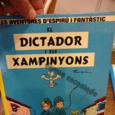 Cómics: EL DICTADOR I ELS XAMPINYONS. ESPIRÚ I FANTÀSTIC. GRIJALBO. Lote 234709435