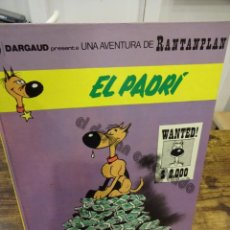 Cómics: RANTANPLAN. EL PADRÍ. GRIJALBO. Lote 234710680
