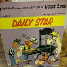 Cómics: LUCKY LUKE. DAILY STAR. CATALÀ. GRIJALBO. Lote 234711105