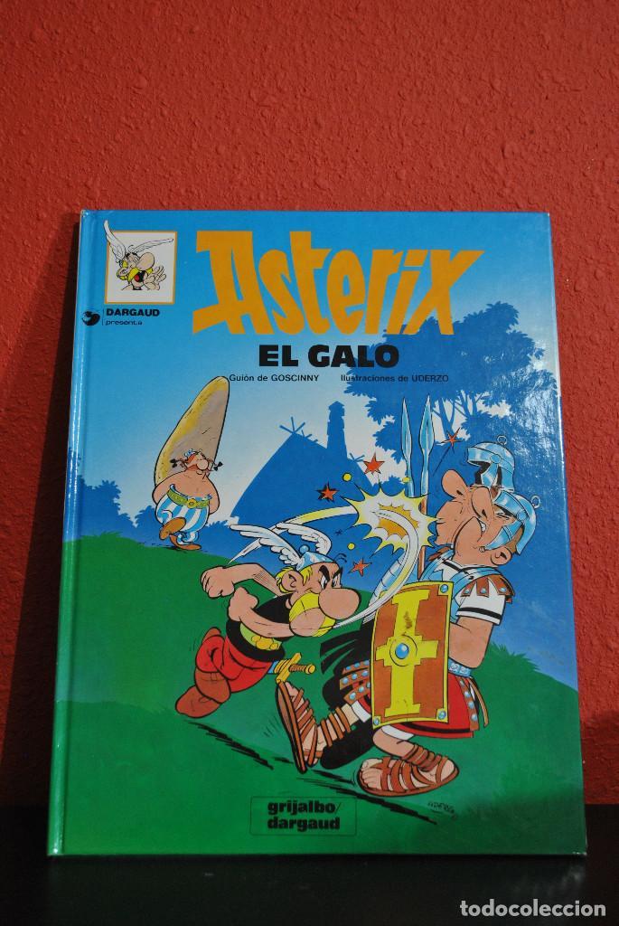ASTERIX EL GALO. (Tebeos y Comics - Grijalbo - Asterix)