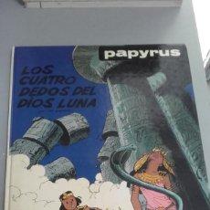 Cómics: X PAPYRUS 6. LOS CUATRO DEDOS DEL DIOS LUNA, DE DE GIETER (GTIJALBO). Lote 235156310
