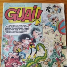 Cómics: GUAI! Nº 51 - EDICIONES JUNIOR GRIJALBO-. Lote 235461045