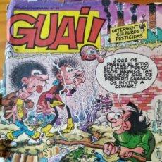 Cómics: GUAI! Nº 44 - EDICIONES JUNIOR GRIJALBO-. Lote 235461260
