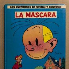 """Cómics: LAS AVENTURAS DE SPIROU Y FANTASIO """"LA MÁSCARA"""". EDICIONES JUNIOR EDITORIAL GRIJALBO 1988.. Lote 235526110"""