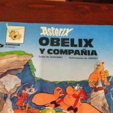 Cómics: ASTERIX . OBELIX Y COMPAÑÍA. Lote 235591205