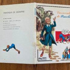Cómics: LAS AVENTURAS DE PINOCHO - GRIJALBO - TAPA DURA - GCH. Lote 235630905