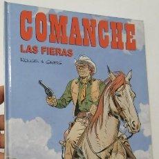 Cómics: COMANCHE, 11. LAS FIERAS. Lote 235641400