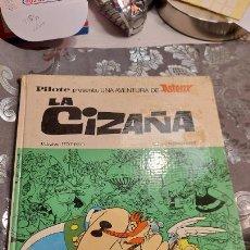 Cómics: TEBEO DE ASTERIX LA CIZAÑA. Lote 235834475