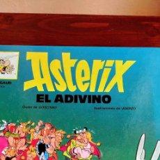 Cómics: ASTERIX . EL ADIVINO.. Lote 235834585
