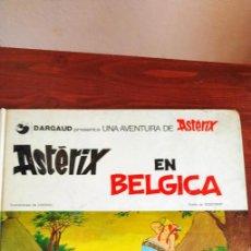 Cómics: ASTERIX EN BÉLGICA .. Lote 235835765