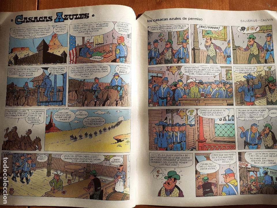 Cómics: Guai! Nº 24. Con Asterix, Lucky Luke, Marlkowe. Ediciones Junior Grijalbo 1986 - Foto 5 - 235903550
