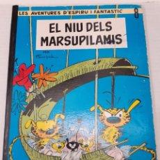 Cómics: ESPIRU I FANTASTIC Nº 8 - EL NIU DELS MARSUPILAMIS - JAIMES / PAM 1969 - MOLT DIFICIL - UNIC A TC. Lote 235976715