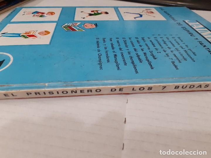 Cómics: ESPIRU I FANTASIO Nº 5 - EL PRISIONERO DE LOS 7 BUDAS - JAIMES 1967 - BIEN Y DIFICIL - Foto 2 - 235977480