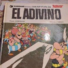 Cómics: AVENTURA DE ASTERIX EL ADIVINO. Lote 236032940