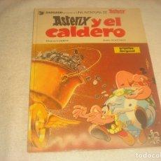 Cómics: ASTERIX Y EL CALDERO . 1982.. Lote 236038905