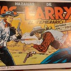 Cómics: HAZAÑAS DE MAC LARRY EL TEMERARIO. Lote 236042255