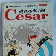Cómics: ASTÉRIX EL REGALO DEL CÉSAR GRIJALBO. Lote 236042815