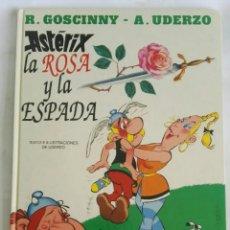 Cómics: ASTÉRIX LA ROSA Y LA ESPADA GRIJALBO. Lote 236047600