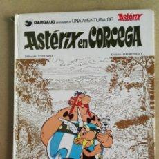 Cómics: ASTÉRIX EN CÓRCEGA DARGAUD EDICIONES JUNIOR 1978. Lote 236049105