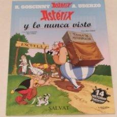 Cómics: AXTERIX Y LO NUNCA VISTO Nº 32- SALVAT- AÑO. 1996. Lote 236216645