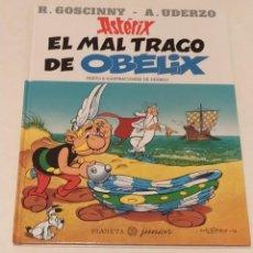 Cómics: AXTERIX EL MAL TRAGO DE OBELIX Nº 30- PLANETA JUNIOR- AÑO. 1996. Lote 236218965