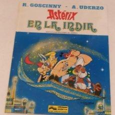 Cómics: AXTERIX EN LA INDIA Nº 28- EDICIONES JUNIOR- AÑO. 1987. Lote 236220800