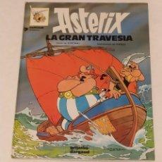 Cómics: AXTERIX LA GRAN TRAVESIA Nº 22- GRIJALBO- AÑO. 1981. Lote 236222980