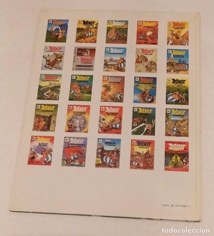 Cómics: AXTERIX LA GRAN TRAVESIA Nº 22- GRIJALBO- AÑO. 1981 - Foto 3 - 236222980