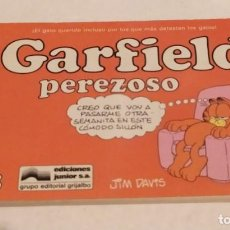 Cómics: GARDFIELD PEREZOSO Nº 8- GRIJALBO- AÑO. 1985. Lote 236225620