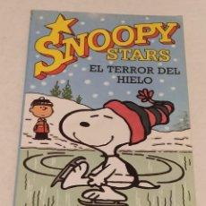 Cómics: SNOOPY STARS - EL TERROR DEL HIELO- GRIJALBO. AÑO 1990. Lote 236231090