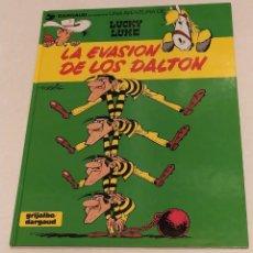 Cómics: LUCKY LUKE - LA EVASION DE LOS DALTON Nº 16 - AÑO 1991. Lote 236234015