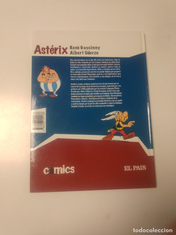 Cómics: Astérix el Galo número 1 Cómics El País 2005 - Foto 3 - 236455460