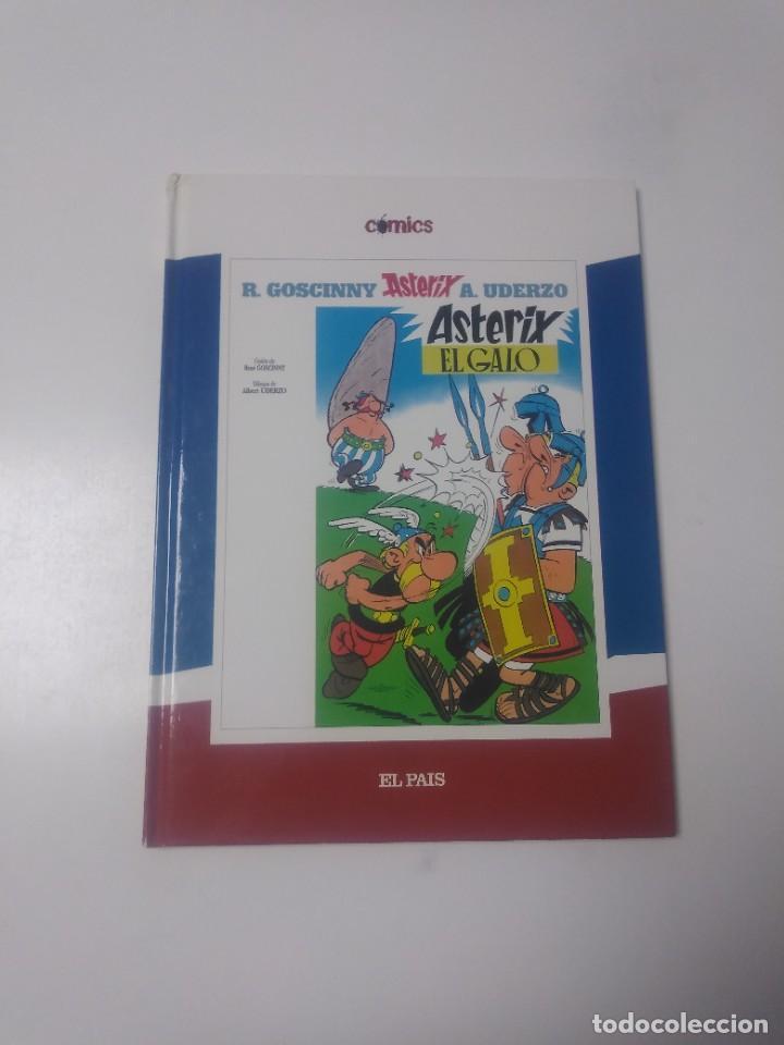 ASTÉRIX EL GALO NÚMERO 1 CÓMICS EL PAÍS 2005 (Tebeos y Comics - Grijalbo - Asterix)