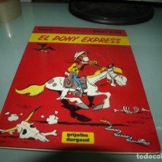 Cómics: LUCKY LUKE, EL PONY ESPRESS,GRIJALBO DARGAUD. Lote 236464210