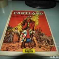 Cómics: CARTLAND, EL NIÑO LUZ,LAURENCE HARLE,GRIJALBO. Lote 236464310