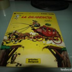 Cómics: LUCKY LUKE, LA DILIGENCIA, DARGAUD, GRIJALBO. Lote 236464500