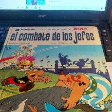 Cómics: ASTERIX EL COMBATE DE LOS JEFES. Lote 236619805