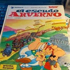 Cómics: ASTERIX EL ESCUDO ARVERNO. Lote 236620260