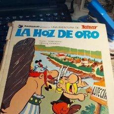 Cómics: ASTERIX LA HOZ DE ORO. Lote 236636735