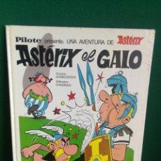 Cómics: ASTÉRIX PILOTE 1ª EDICIÓN SIN NÚMERO - ASTÉRIX EL GALO 2 - BUENO. Lote 236830135